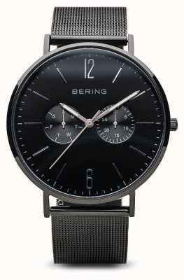 Bering Classique | noir poli | hommes | 14240-223