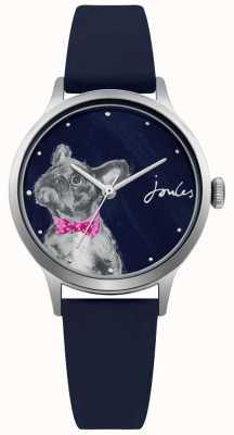Joules Bracelet en silicone bleu marine pour femme JSL010U