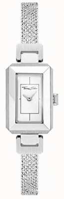 Thomas Sabo Cadran blanc pour femme avec cadran blanc WA0330-201-202-23