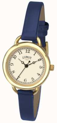Limit Montre limite dames | bracelet bleu 6232.01