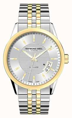 Raymond Weil Mens | raymond weil | montre automatique pigiste 2770-STP-65021