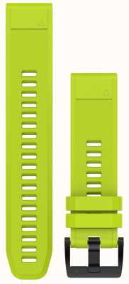 Garmin Sangle jaune quickfit 22mm fenix 5 / instinct 010-12496-02