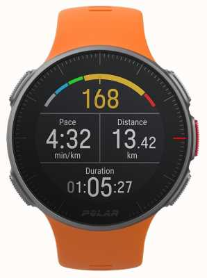 Polar Vantage v orange gps multisport premium entraînement premium hr 90070738