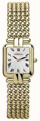 Michel Herbelin Les dames | or classique | montre perles 17473/BP08