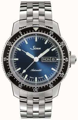 Sinn 104 st sa ib | bracelet en acier inoxydable à mailles fines 104.013 FINE LINK BRACELET