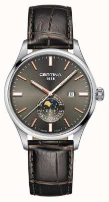 Certina Mens | ds 8 phase de lune chrono C0334571608100