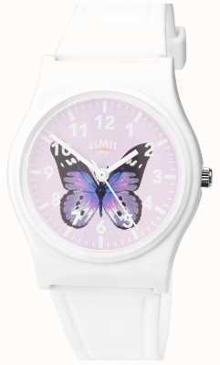 Limit | montre de jardin secret dames | papillon violet | 60029.37