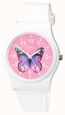 Limit | montre de jardin secret dames | papillon rose | 60030.37