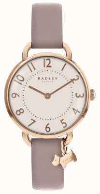 Radley Femmes | Southwark Park | bracelet en cuir rose RY2544