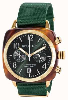 Briston Icônes classiques pour hommes clubmaster 15140.PYA.T.10.NBG