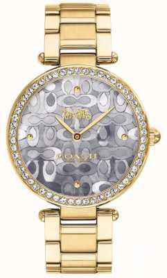Coach | montre de parc pour femmes | deux tons argent et or | 14503222