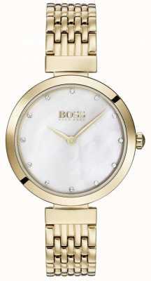 Hugo Boss | montre en acier inoxydable de célébration pour femmes | 1502479