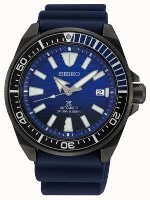 Seiko | prospex | sauver l'océan | samouraï | automatique | plongeur | SRPD09K1
