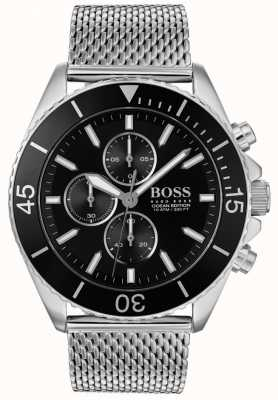 Boss | montre en acier mens édition océan | 1513701
