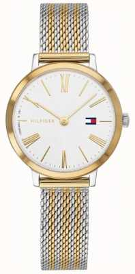 Tommy Hilfiger | projet pour femmes z watch | acier inoxydable or rose 1782055