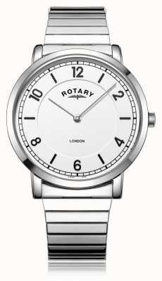 Rotary | bracelet en acier inoxydable hommes | GB02765/18