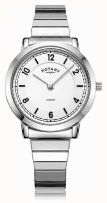 Rotary | bracelet en acier inoxydable dames | LB00765/18