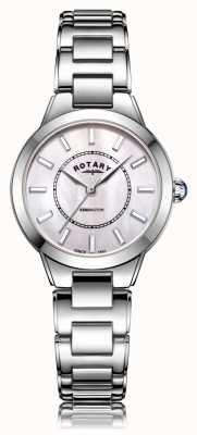 Rotary   bracelet en acier inoxydable dames   LB05375/07