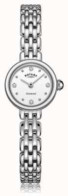 Rotary | bracelet en acier inoxydable dames | LB05152/70/D