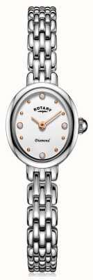 Rotary | bracelet en acier inoxydable dames | LB05150/02/D
