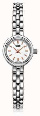 Rotary | bracelet en acier inoxydable dames | LB02541/70