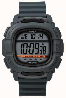 Timex | boost shock grey digital | bracelet en caoutchouc TW5M26700SU