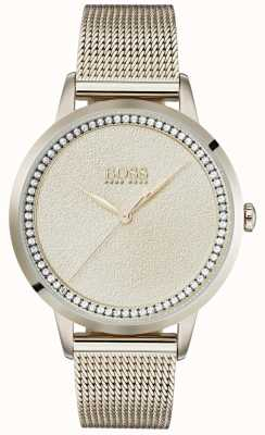 Boss | bracelet dames en or rose pâle 1502464