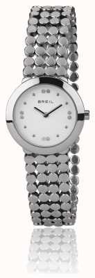Breil | bracelet en acier inoxydable pour femmes en soie | TW1766