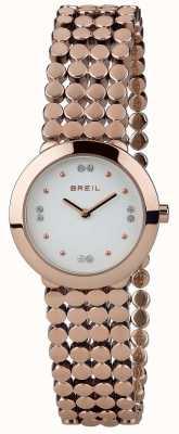 Breil | bracelet en maille d'acier inoxydable à la fois pour femmes | TW1767
