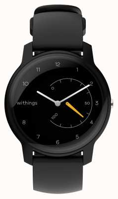 Withings Tracker d'activité noir et jaune HWA06-MODEL 1-ALL-INT