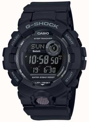 Casio | montre en caoutchouc numérique noir | GBD-800-1BER