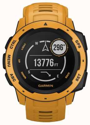 Garmin Bracelet en silicone gps outdoor sunburst instinct 010-02064-03