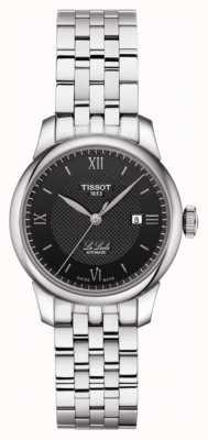Tissot | femme le locle automatique | bracelet en acier inoxydable | T0062071105800