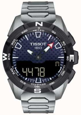 Tissot | mens t-touch expert solaire ii | bracelet en titane | T1104204405100