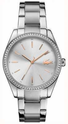 Lacoste Bracelet parisienne en acier inoxydable pour femme 2001083