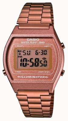Casio Unisexe | casio | vintage | or rose B640WC-5AEF