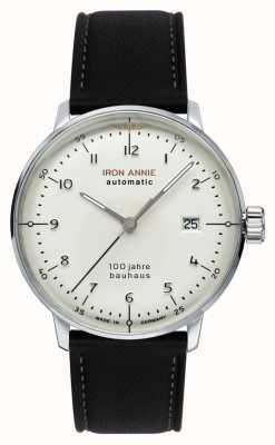 Iron Annie Bauhaus | automatique | bracelet en cuir noir | 5056-1