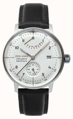 Iron Annie Bauhaus | réserve de marche | cadran blanc 5066-1