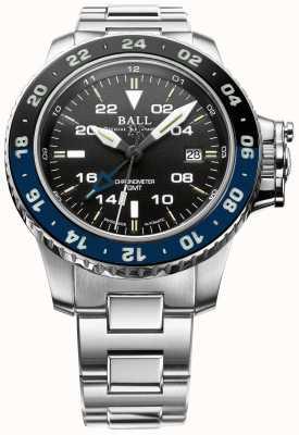 "Ball Watch Company Hydrocarbure d'ingénieur ""Batman"" Aerogmt II en édition limitée DG2018C-S5C-BK"