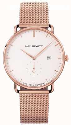 Paul Hewitt Montre grand maillage atlantique PH-TGA-R-W-4S