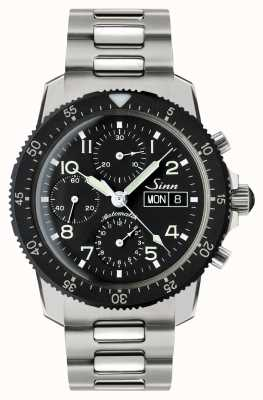 Sinn 103 e chronographe de pilote traditionnel 103.031 BRACELET