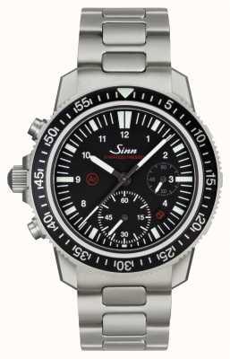 Sinn Ezm 13 le chronographe de plongée 613.010