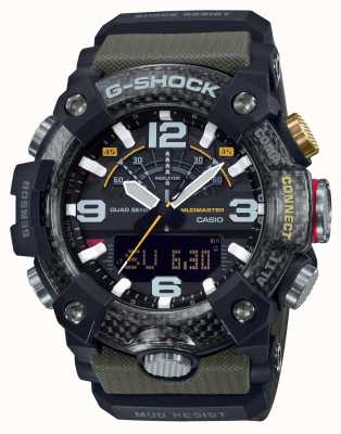 Casio Carbon core mudmaster | chronomètre | Bluetooth GG-B100-1A3ER