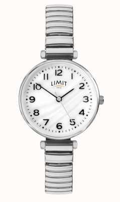Limit | bracelet en acier inoxydable pour femme | cadran en nacre | 60062.01