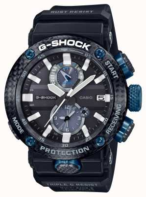Casio Carbon Core Guard G-Shock Gravitymaster Bluetooth pour homme GWR-B1000-1A1ER