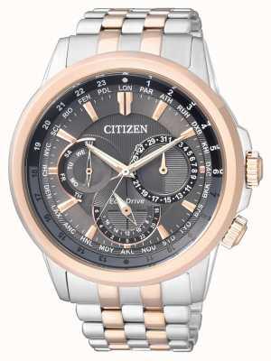 Citizen | eco-drive pour homme | bracelet en acier inoxydable | BU2026-65H