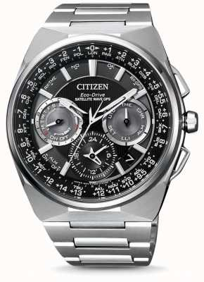Citizen | mens eco-drive satellite wave gps | bracelet en titane | CC9008-84E
