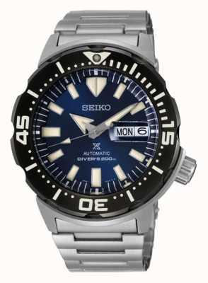 Seiko Plongeurs automatiques Prospex Monster | bracelet en acier inoxydable SRPD25K1