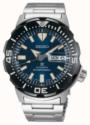 Seiko Prospex monster plongeurs automatiques | bracelet en acier inoxydable SRPD25K1