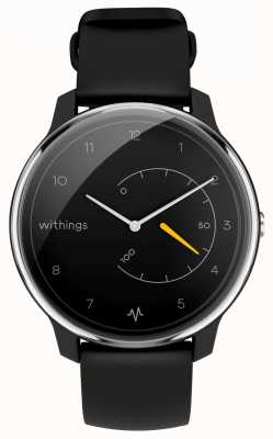 Withings Déplacer ecg | noir et jaune | tracker d'activité HWA08-MODEL 1-ALL-INT